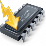 Icon of Computer Chip